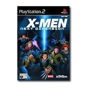 X-Men: Next Dimension (usato) (PS2)
