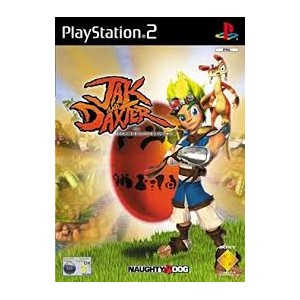 Jak and Daxter: The Precursor Legacy (usato) (PS2)