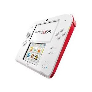 Console Nintendo 2DS (usata) + 1 gioco