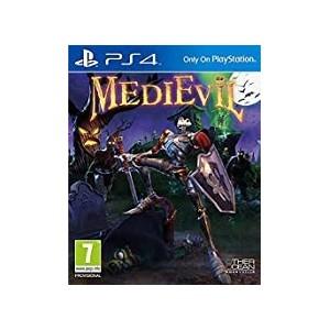Medievil (USATO) (PS4)