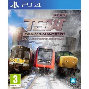 Train Sim World 2020 (USATO) (PS4)