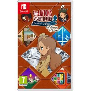 Layton's Mystery Journey Katrielle e il Complotto dei Milionari (USATO) (Switch)