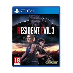 Resident Evil 3 (USATO) (PS4)