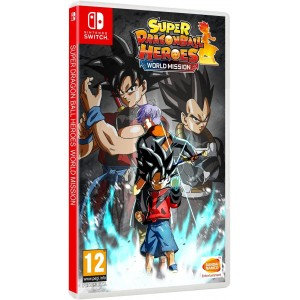 Super Dragon Ball Heroes World Mission (USATO) (Switch)