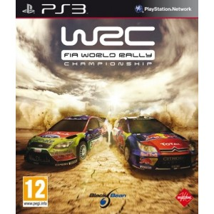 WRC FIA World Rally Championship (usato) (PS3)