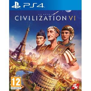 Civilization VI (USATO) (PS4)