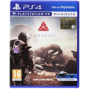 Farpoint PS VR (USATO) (PS4)