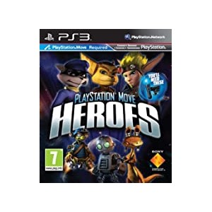 Playstation Move Heroes (usato) (PS3)