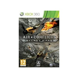 Air Conflicts Secret Wars (usato) (xbox 360)