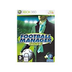 Football Manager 2007 (usato) (xbox 360)