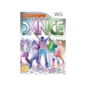 Get Up And Dance (usato) (wii)