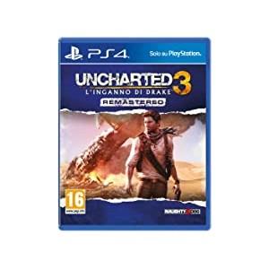 Uncharted 3:L'inganno di Drake (USATO) (PS4)