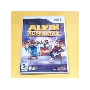 Alvin Superstar 3 Alvin Superstar (usato) (wii)