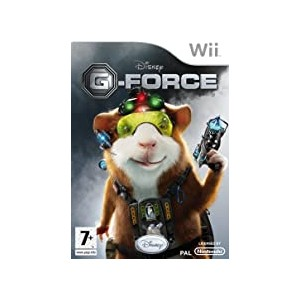 G-force (usato) (wii)