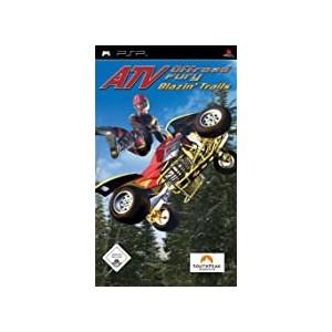 ATV Offroad Fury: Blazin' Trails (usato) (psp)