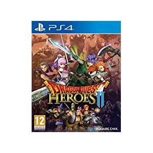 Dragon Quest: Heroes 2 (USATO) (PS4)