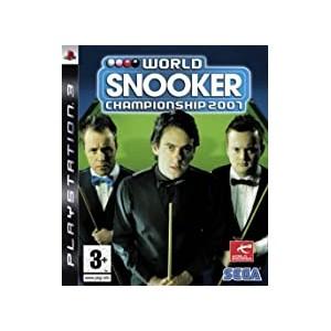 World Snooker Championship (usato) (PS3)
