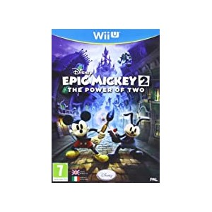 Disney Epic Mickey 2: the Power of Two (usato) (Wii U)
