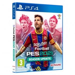 Pes 2021 Season Update (PS4)