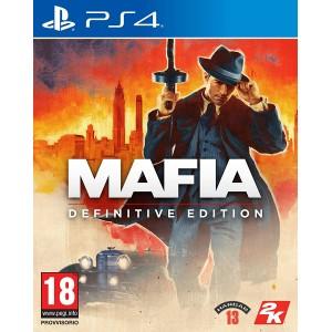 Mafia (Definitive Edition) (PS4)