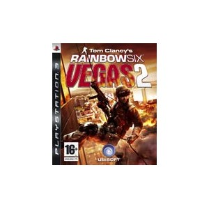 Tom Clancy's Rainbow Six Vegas 2 (ps3)