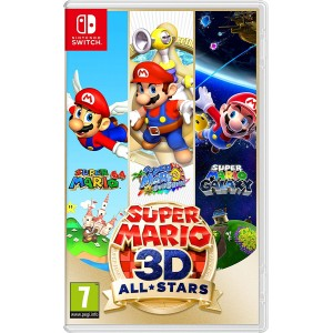 Super Mario 3D All Stars - Limited (Switch)