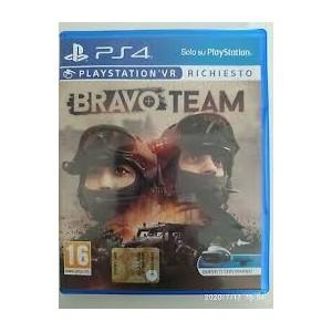 Bravo Team  VR (USATO) (PS4)