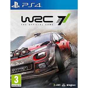 WRC 7 (USATO) (PS4)