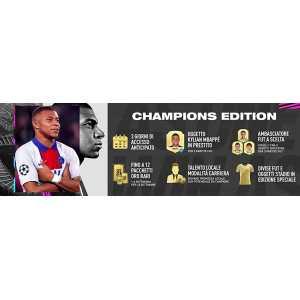 FIFA 21 Champions Ed. (PS4)