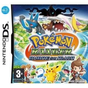 Pokemon Ranger Ombre Su Almia (usato) (DS)
