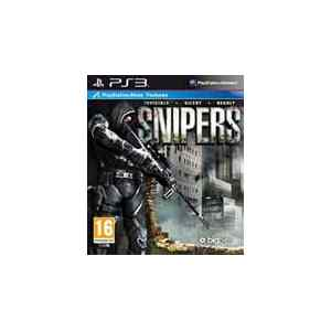 Snipers (usato) (ps3)