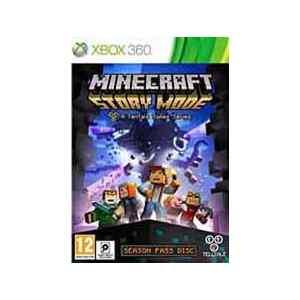 Minecraft Story Mode (usato) (xbox 360)