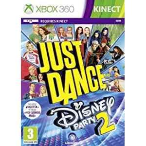 Just Dance Disney party 2 (usato) (Xbox 360)