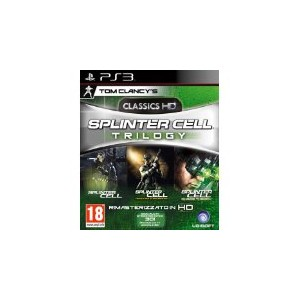 Splinter Cell Trilogy HD (usato) (PS3)