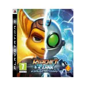 Ratchet & Clank a spasso nel tempo (SPECIAL Edition) (PS3)