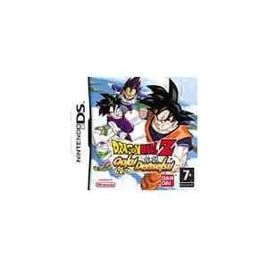 Dragonball Z Goku Densetsu (usato) (DS)