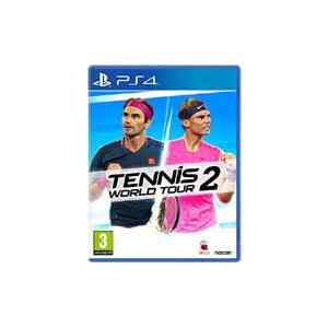 Tennis World Tour 2 (USATO) (PS4)