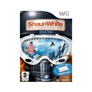 Shaun White Snowboarding Road Trip (usato) (wii)