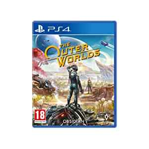 The Outer Worlds (USATO) (PS4)