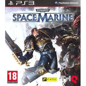 Warhammer Space Marine (ps3)