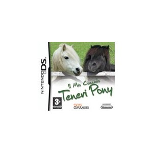 Il Mio Cucciolo - Teneri Pony (usato) (DS)