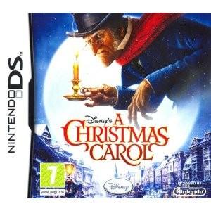 A Christmas Carol (usato) (DS)