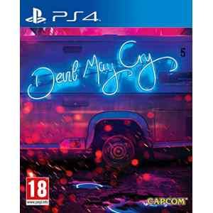Devil May Cry 5 Deluxe + steelbook (USATO) (PS4)