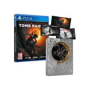 Shadow of the Tomb Raider LIMITED (USATO) (PS4)