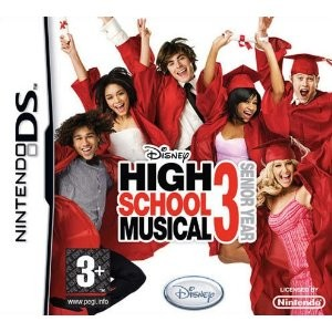 High School Musical 3 Senior Year (usato) (DS)