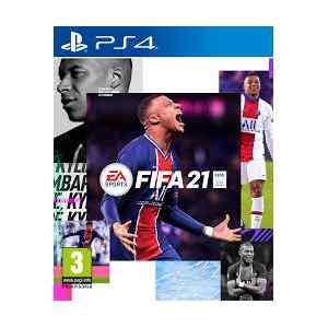 FIFA 21 (USATO) (PS4)