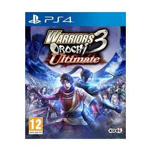 Warriors Orochi 3: Ultimate (USATO) (PS4)