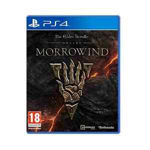 The Elder Scrolls Online: Morrowind  (USATO) (PS4)