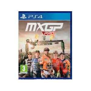 Mxgp pro (USATO) (PS4)