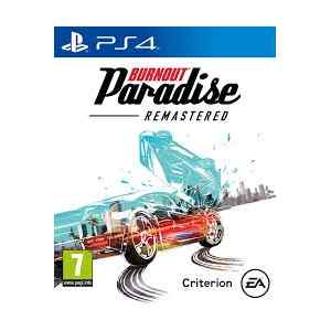Burnout Paradise Remastered (USATO) (PS4)
